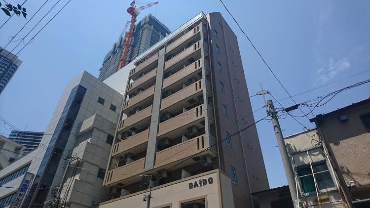 ダイドーメゾン梅田