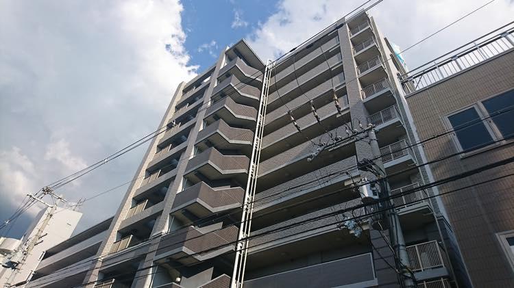 エスリード瓢箪山駅前Ⅱ